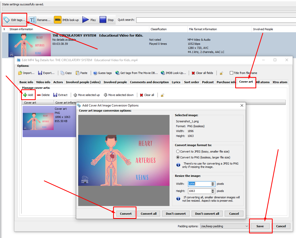 MP4 Video & Audio Tag Editor.png