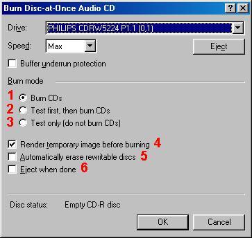 Philips CDRW5224 P1.4 Drivers Windows XP